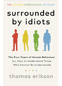 Surrounded by idiots - Brittish English