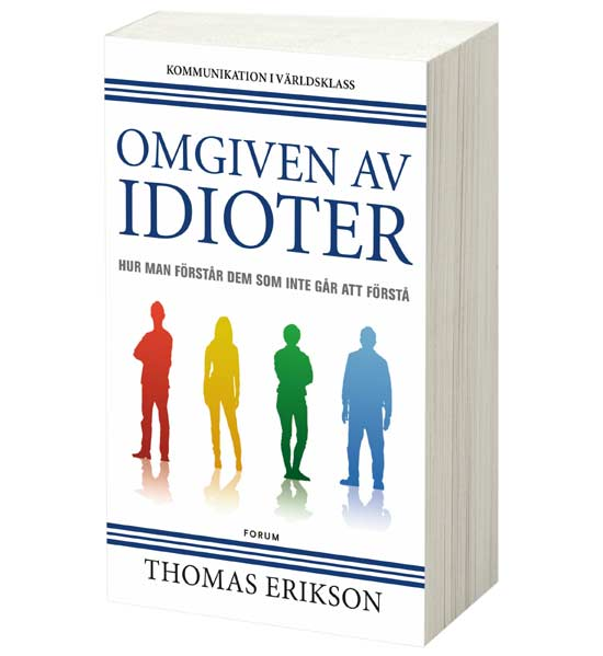 Omgiven av idioter (Pocketversion)