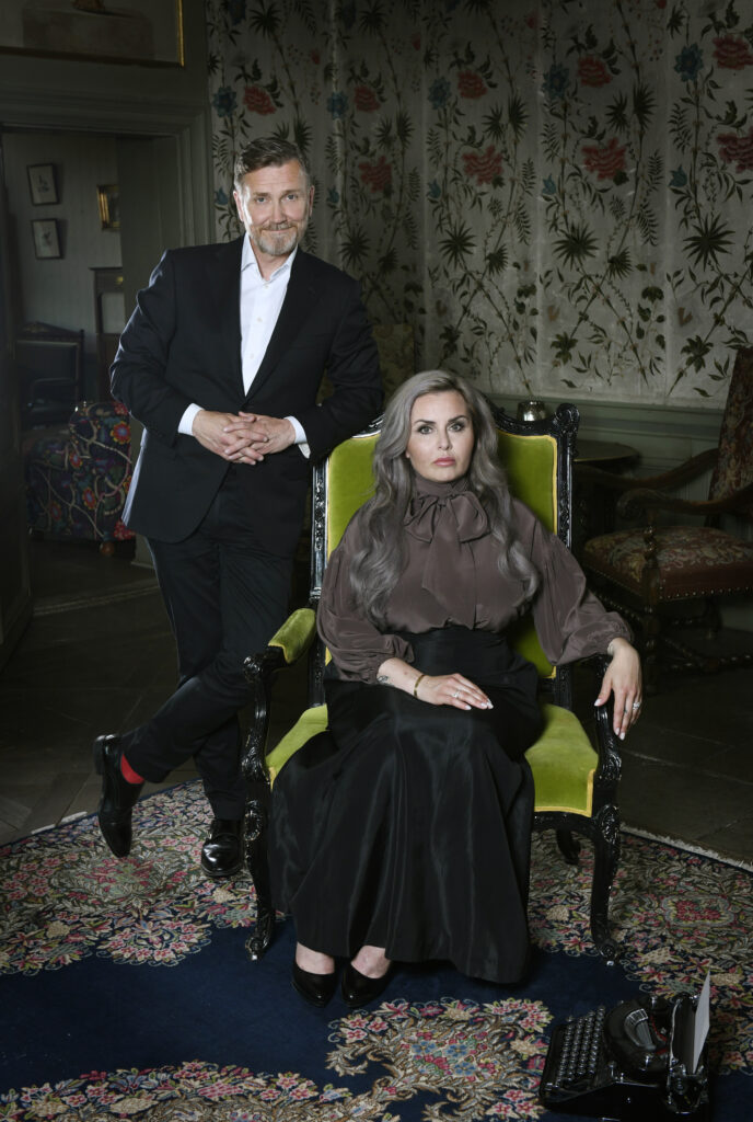 Thomas och Christina Erikson